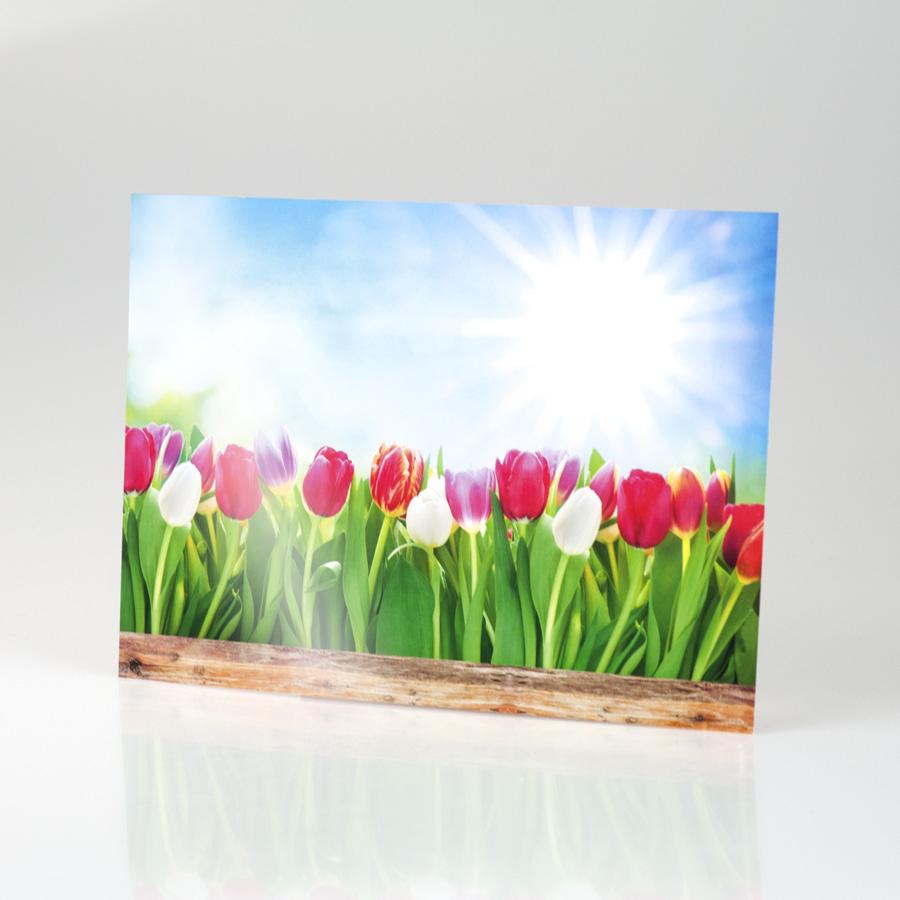 Postkarte UV-Hochglanz