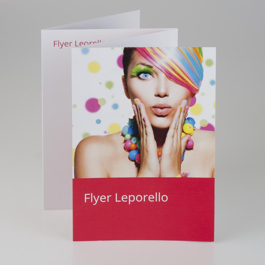 Leporello mit 8 Seiten