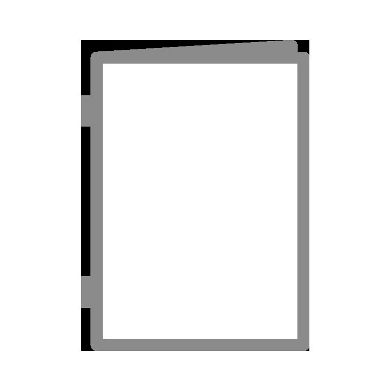 Broschüre mit Klammerheftung