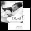 Geburtskarte David