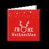Weihnachtskarte «Elch»