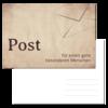 "Postkarte ""Post für…"""