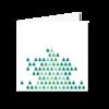 Weihnachtskarte  «Bäumchen»