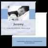 Faire part de naissance Emily / Jeremy