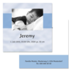 Geburtskarte Emily / Jeremy