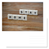Postcard #stayhome